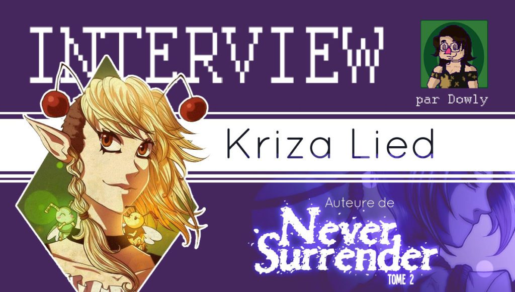Interview d'une autrice : Kriza Lied mangadraft blog banner 1200 interview kriza lied