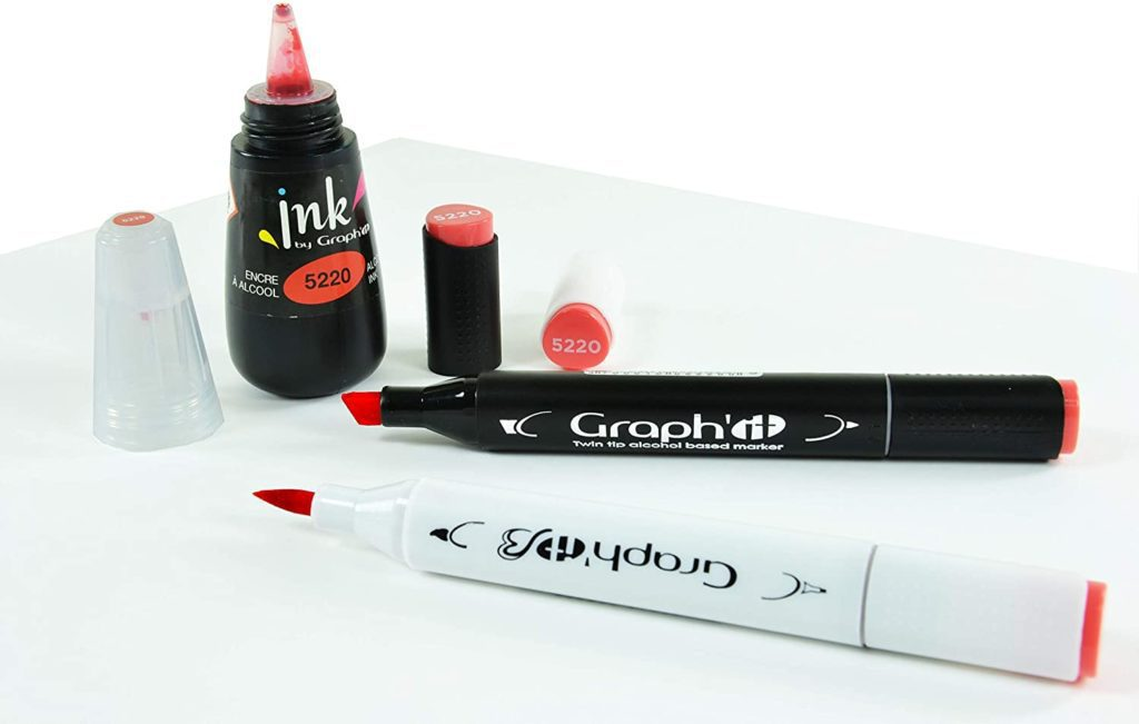 Recharge GRAPH'IT Ink